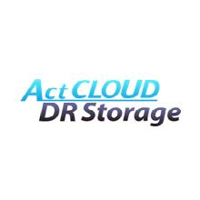 クラウドストレージ『ActCLOUD DR Storage』 製品画像