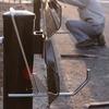防護柵設置用具『キャムズ ガードレールハンガー』 製品画像