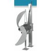 【脱窒槽、反応タンクの省エネルギー撹拌】SMMシリーズ 製品画像