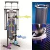 自動洗浄フィルターでの液体製品濾過(メンテナンスフリー・高効率) 製品画像