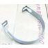 【板金加工事例】金属ダクト等の固定用のサドル(SUS) 製品画像