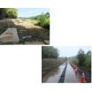 プラロードのレンタル事例|防災ダム事業 蓮池地区 製品画像