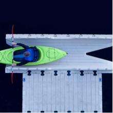 浮桟橋『イージー・カヤック・ポート』 製品画像