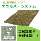 屋上壁面緑化システム『エコモス・システム』【※豆知識集進呈中!】 製品画像