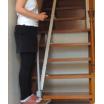 立ち乗り式階段昇降機『ステップアップ』 製品画像