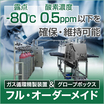 フル・オーダーメイド『ガス循環精製装置&グローブボックス』 製品画像