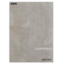 【製品カタログ】高級塗材「クライマテリア 2020-2021」 製品画像