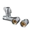【水栓パーツ】壁付混合水栓用分岐止水栓 製品画像