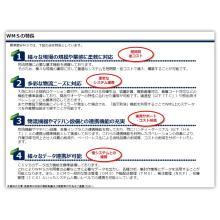 倉庫管理システム『WMS』の特長 製品画像