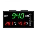 DMB03 CO2/温度・湿度LCD表示機 製品画像