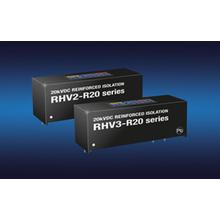 2W/3W出力20kVDC絶縁型SIP16 DC/DCコンバータ 製品画像