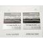 QRコード銘板 耐用年数25年の高対候性メタルフォト 銘板  製品画像