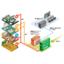 ソリューション例(エネルギー) - ガスコージェネ監視システム 製品画像
