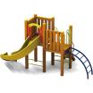 木製遊具 プレイコンポ502 PC-502 製品画像
