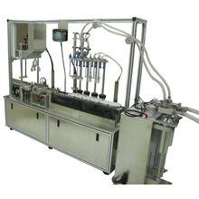 多品種に!セル生産機(洗瓶・充填・キャッピング)『MS-CM2』 製品画像