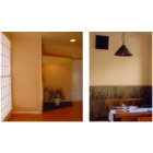 不燃材料 塗り壁材「セルフネン 木ぬり壁」 製品画像