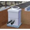 埋設地中箱 「FK式ハンドホール ブロックハンドホール」 製品画像
