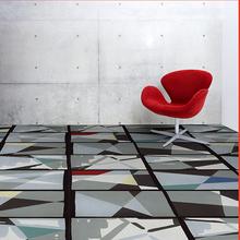 ジェットプリントタイルカーペット 製品画像