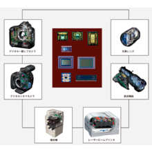 光学センサークリアモールドパッケージ受託加工 製品画像
