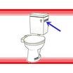 衛生陶器用 セラミックスラベル 【セララベル(R) グリーン】 製品画像