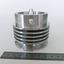 自動車関連 アルミ(A2017) ジュラルミン 5軸MC加工 製品画像