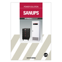 SANUPS 無停電電源総合カタログ Ver.9.2 製品画像