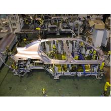 自動車用溶接治具装置 製品画像
