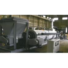 乾燥装置『ロータリー三条スクリュー式乾燥機』 製品画像