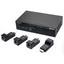 HDMI 1入力4出力CAT5e伝送器 HE04SEK 製品画像