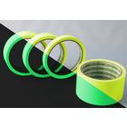 【マンガで解説】高輝度蓄光蛍光テープ『エルクライトレモン』 製品画像