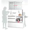 キッチンボード『ネオンシリーズ』 製品画像