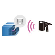 【RFID(UHF帯)】ICタグのデータを非接触で読取り可能 製品画像