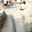 造形遊具 (恐竜化石)発掘体験砂場 TPS-SZ20 製品画像