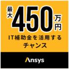 【IT導入補助金2020対象】Ansys 解析ソフトウェア 製品画像