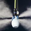 濡れない超微細ミストによる『エアー噴霧式/一流体式 加湿器』 製品画像