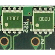 便利でお得!『チップ形金属薄膜ネットワーク抵抗器』 製品画像