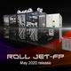 【小ロットの軟包装印刷向け装置が登場!】RollJET-FP 製品画像