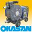 モルタル吹付圧送用ポンプOKG-60ME-L7.5kW 製品画像