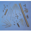 【耐食性・非磁性素材も加工可!】引張りコイルスプリング 試作加工 製品画像