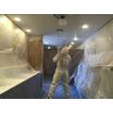 岩綿天井用不燃材パウダー塗装『シーリングマジック』 製品画像
