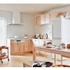 メープルの木のシステムキッチン『su:iji(スイージー)』 製品画像