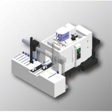 【横形M/C】シャフト・バー材端面加工 自動化ラインのご提案 製品画像