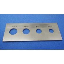 精密金属加工例 刻印加工 アルミ 製品画像