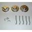自動車部品等のめっき加工サービス 製品画像
