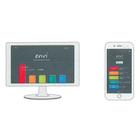 デジタルサイネージ用プラットホームアプリケーション『envi』 製品画像