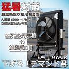 超高効率 空気冷却・暖房システム『下げろ!デマンド君HYPER』 製品画像