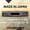 【JS-RA5シリーズ】5MPアナログHD防犯カメラ対応DVR 製品画像