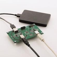 DTC2U3 USB挿抜試験装置《外部PC制御機能付》 製品画像