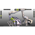 塗装ロボット・オフラインプログラミング 製品画像