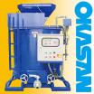 住宅地盤改良工事セメントミルク製造用小型ミキサーOKZ-1200 製品画像